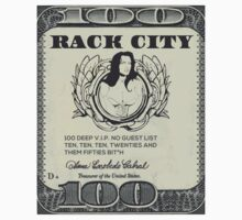 Rack City T-shirt Design  by jackthewebber