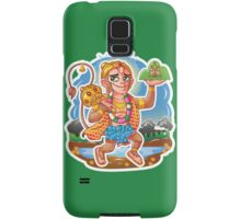 Hanuman - Hindu God - Bunch of Bhagwans Samsung Galaxy Case/Skin