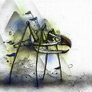 Spider Walker by Kaitlin Beckett