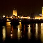 Houses of Parliament by Mara Acoma