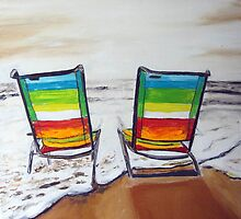 On  Holidays by gillsart