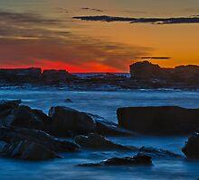 Dawn Fire by bazcelt