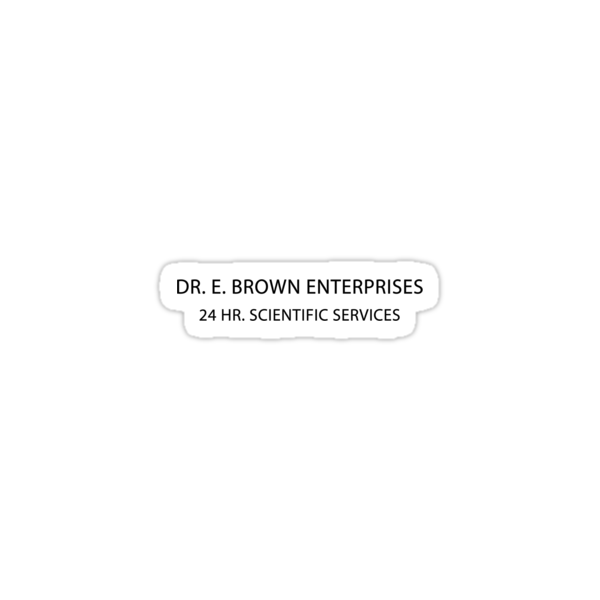 Dr. E. Brown Enterprises by trevorbrayall