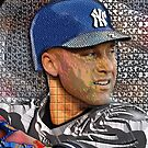 DEREK JETER iPAD CASE by BOOKMAKER