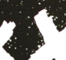 Green Day Skull  Sticker