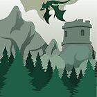 Skyrim Travel by K9Design