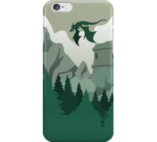 Skyrim Travel iPhone Case/Skin