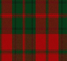 02483 Drummond #3 Clan/Family Tartan Fabric Print Iphone Case by Detnecs2013
