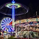 Carnival hdr by Jeannie Peters