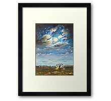 Vincent Framed Print
