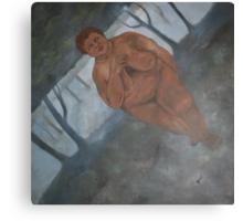 Acheulian Goddess Canvas Print Canvas Print