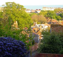 Church Hill - Hythe  by Antoinette B