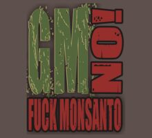 No GMO's - Monsanto by boobs4victory
