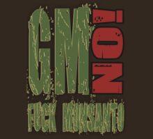 No GMO's - Monsanto by boobs4victory