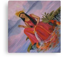 Kuan Yin Canvas Print Canvas Print