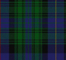 02497 Duchess of Albany Fashion Tartan Fabric Print Iphone Case by Detnecs2013
