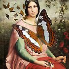 Butterfly dreaming by Suzanne  Carter