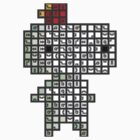 Fez Tiles STICKER VERSION by universalfreak