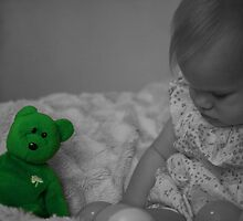 Bear and Baby by Amy L Edwards