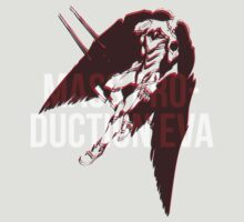 Duotone Overprint series: Mass Production Eva Unit by Purplefridge