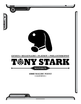 Tony Stark Mansion (Black) by Olipop