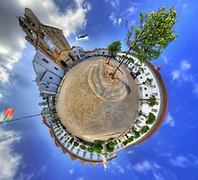 Faro Panorama Planet by manateevoyager