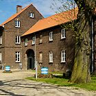 Gross Isselhof, Meerbusch, NRW, Germany. by David A. L. Davies