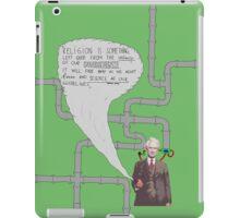 Bertrand Russell (BertrARTnd BRussell) iPad Case/Skin