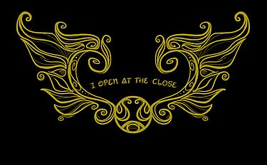 I open at the close.... Gold by Karen  Hallion
