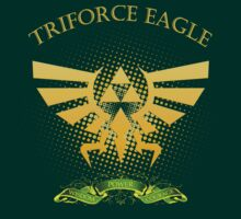 TRIFORCE EAGLE by Nasarov
