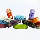 Unique Handcrafted Bangles by MelDavies