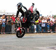 motorcycle stunt 003 by dirk hinz