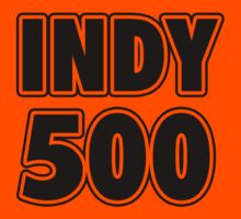 Indy 500 by Barbo