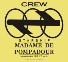 SS Madame De Pompadour - Crew Wear Kids Clothes