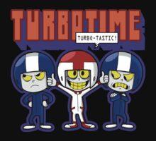 Turbo-tastic! by Mélodie Courchesne