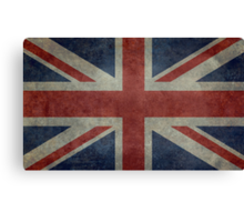 Union Jack (3:5 Version) Canvas Print