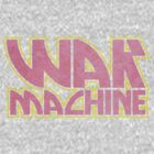 War Machine by ChungThing