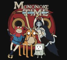 Mononoke Time by RebelArts
