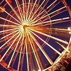 Feris wheel by Robert  Taylor