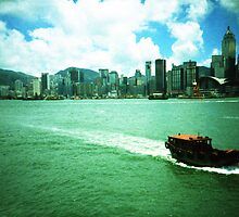 It's Hong Kong, Baby - Lomo by Yao Liang Chua