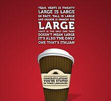 Coffee Speech by ButterStream