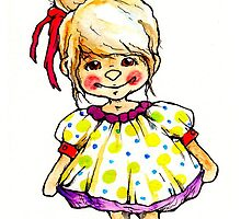 What about this little girl 2 by Renata Lombard