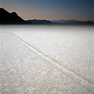 Racetrack Playa, Study 1 by Randy  Le'Moine