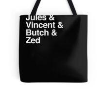 Pulp Tote Bag