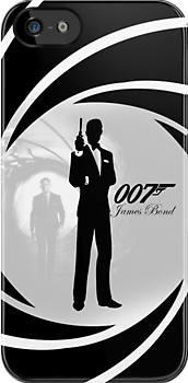 James Bond Secret Agent 007 Sky Fall by neutrone
