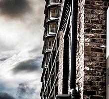 Dramatic Sky color splash by darren lynskey