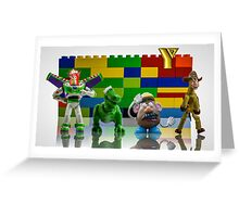 The Village Toys Greeting Card