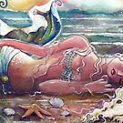 Let Sleeping Mermaids Lie by Robin Pushe'e
