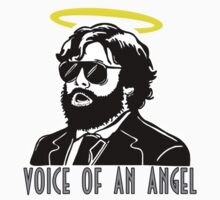 ALAN VOICE OF ANGEL  by artofdesign21