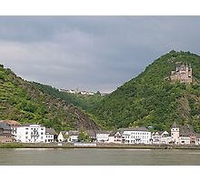 The Rhine Valley. Photographic Print